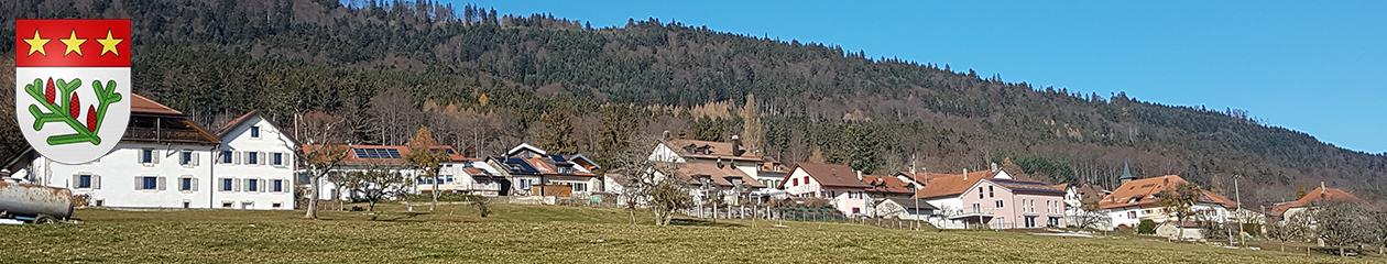 Commune de La Praz